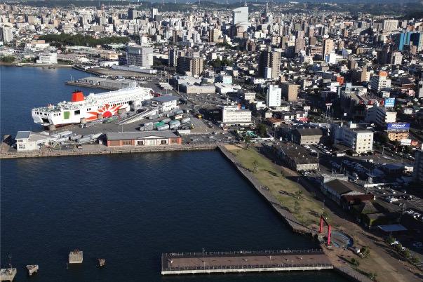 事業領域の原点航空写真撮影